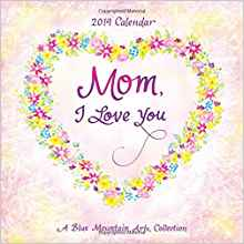 2019 Calendar: Mum, I Love You, 12