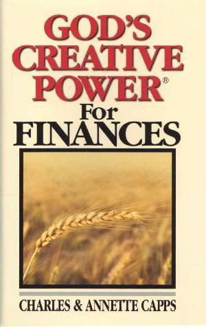 God's Creative Power for Finances PB - Charles Capps