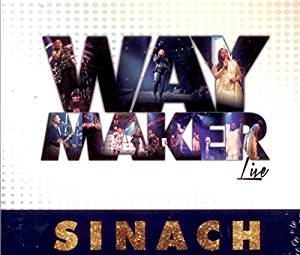 Way Maker CD - Sinach