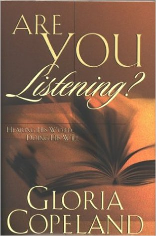 Are You Listening? HB - Gloria Copeland