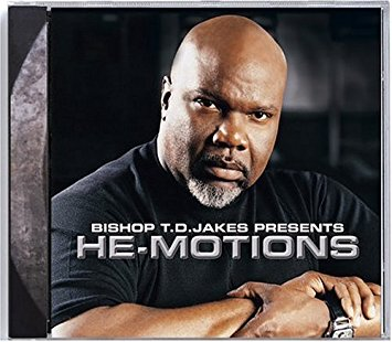 He-Motions CD - T D Jakes