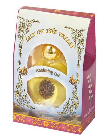 Lily Of The Valley Anointing Oil 0.5oz - Holy Land Gifts