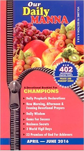 Our Daily Manna Apr-Jun 2016 PB - Chris Kwakpovwe