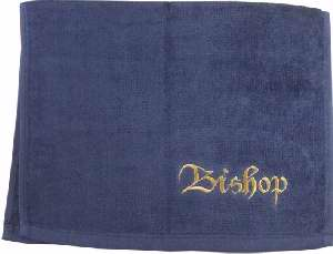 Towel: Bishop [Navy] - Swanson
