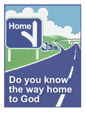 Tract: Do You Know The Way Home To God [100 Pack] PB - Victory Gospel Tracts
