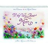 2012 Calendar: To The Very Best Mum PB - Blue Mountain Art