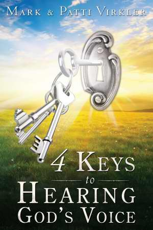 4 Keys To Hearing God's Voice PB - Mark & Patti Virkler