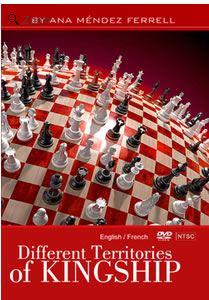 Different Territories Of Kingship DVD - Ana Mendez Ferrell