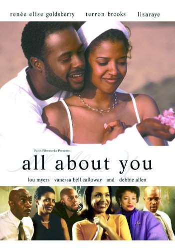 All About You DVD - Faith Filmworkd