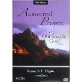 Answered Prayer: An Obtainable Goal Series CD - Kenneth E Hagin