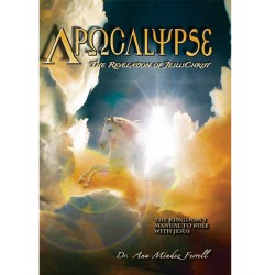 Apocalypse: The Revelation Of Jesus Christ PB - Ana Mendez Ferrell