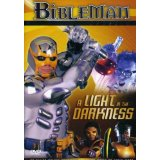 BibleMan: A Light in the Darkness DVD - Tommy Nelson