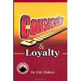 Consecration, Commitment & Loyalty PB - D K Olukoya