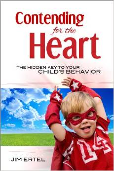 Contending For The Heart PB - Jim Ertel