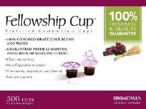 Fellowship Cup (500) - Broadman & Holman