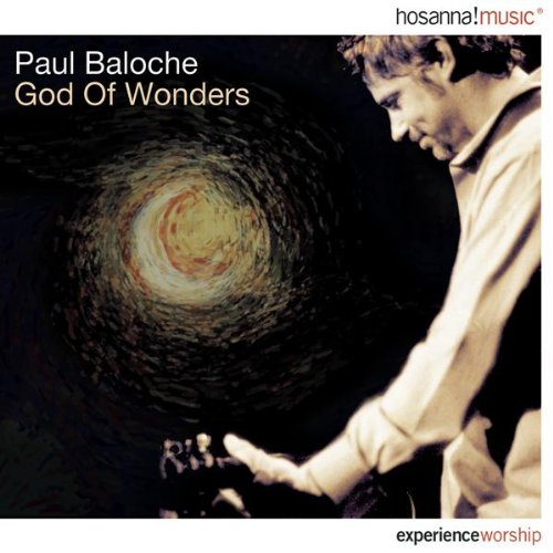 God Of Wonders CD - Paul Baloche