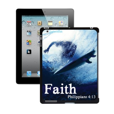 New iPad/iPad 2 Cover: Faith - Believetek