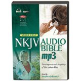 NKJV Complete Bible (Voice Only) MP3 (3 CD) - Hendrickson Bibles