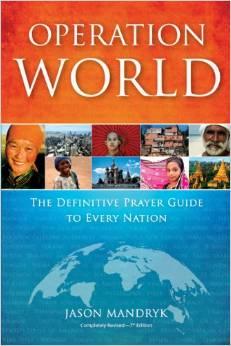 Operation World 7th Edition HB - Jason Mandryk