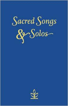 Sankey's Sacred Songs and Solos Words Edition HB - Harper