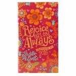 2015 Daily Planner: Rejoice In The Lord Always (Dena) PB - Christian Art Gifts