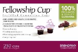 Fellowship Cup (250) - Broadman & Holman