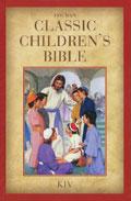 KJV Holman Classic Children's Bible-Hardcover - Holman