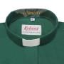 "Clerical Shirt: Women 1"" Slip-in Collar L/S Green – Reliant Shirts"