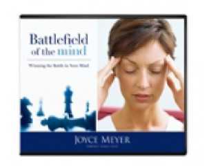 Battlefield Of The Mind (4 CDs) - Joyce Meyer