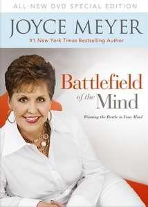 Battlefield Of The Mind (1 DVD) - Joyce Meyer