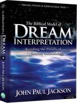 Biblical Model Of Dream Interpretation (3 CDs) - John Paul Jackson