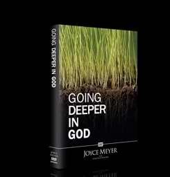 Going Deeper In God (1 DVD) - Joyce Meyer
