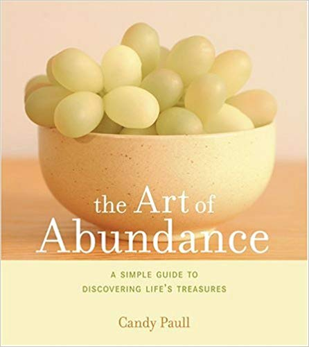 Art of Abundance HB - Candy Paull