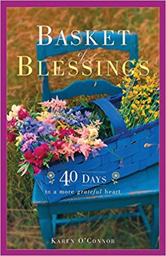 Basket Of Blessings PB - Karen O'Connor