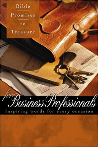 Bible Promises To Treasure For Business Professionals B/L - Gary Wilde