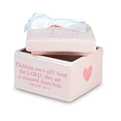 Box: A Child of God Pink - Lighthouse Christian Products Co