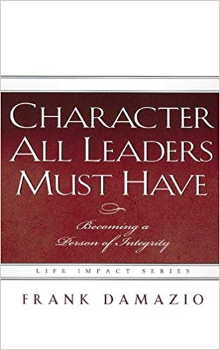Character All Leader Must Have PB - Frank Damazio