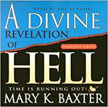 A Divine Revelation Of Hell Audio CD - Mary K Baxter
