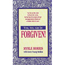 You Too Can Be Forgiven PB - Myrle Morris w/Gwen Young Medina