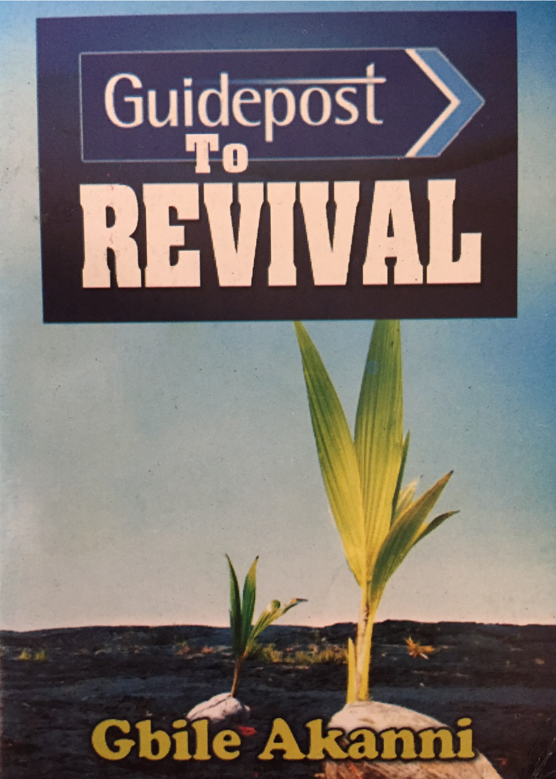Guidepost To Revival PB - Gbile Akanni