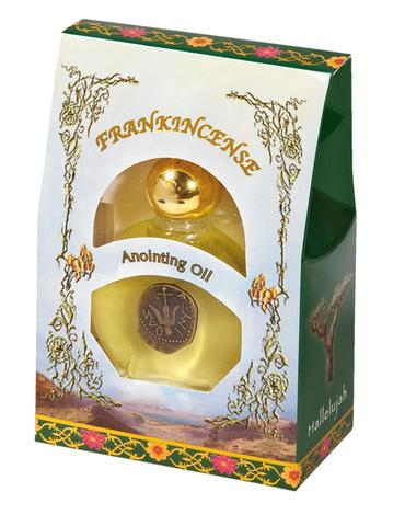 Frankincense Anointing Oil 0.5oz - Holy Land Gifts