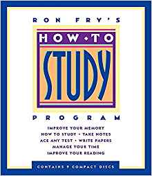 Ron Fry's How to Study Program CD - Ron Fry