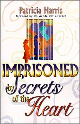 Imprisoned By Secrets Of The Heart PB - Patricia Harris
