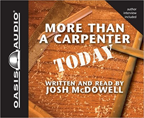 More Than a Carpenter Today CD - Josh McDowell