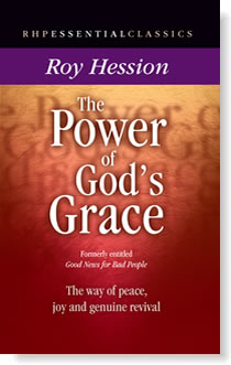 The Power Of God's Grace PB - Roy Hession