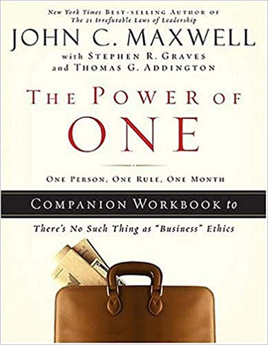 The Power Of One Workbook PB - John C Maxwell