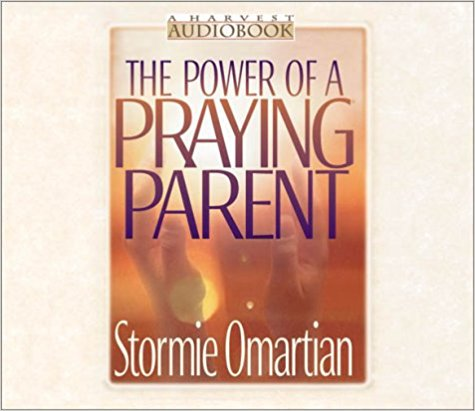 The Power of a Praying Parent Audio CD - Stormie Omartian