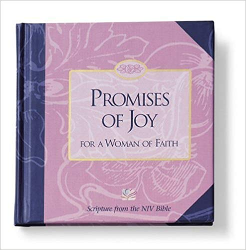 Promises Of Joy For A Woman Of Faith HB - Mary Pielenz Hampton & Pat Matuszak