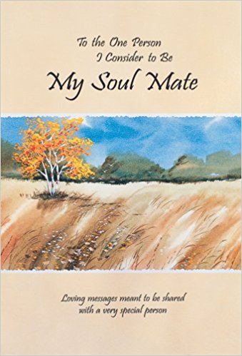 To The One Person I Consider To Be My Soul Mate PB - Blue Mountain Arts