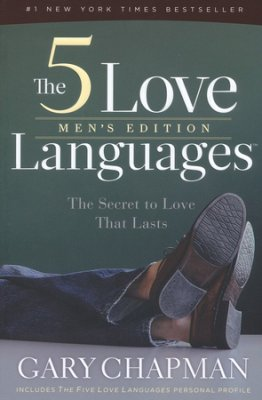 The 5 Love Languages Men's Edition PB - Gary Chapman